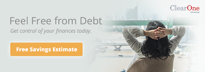 feel free from debt