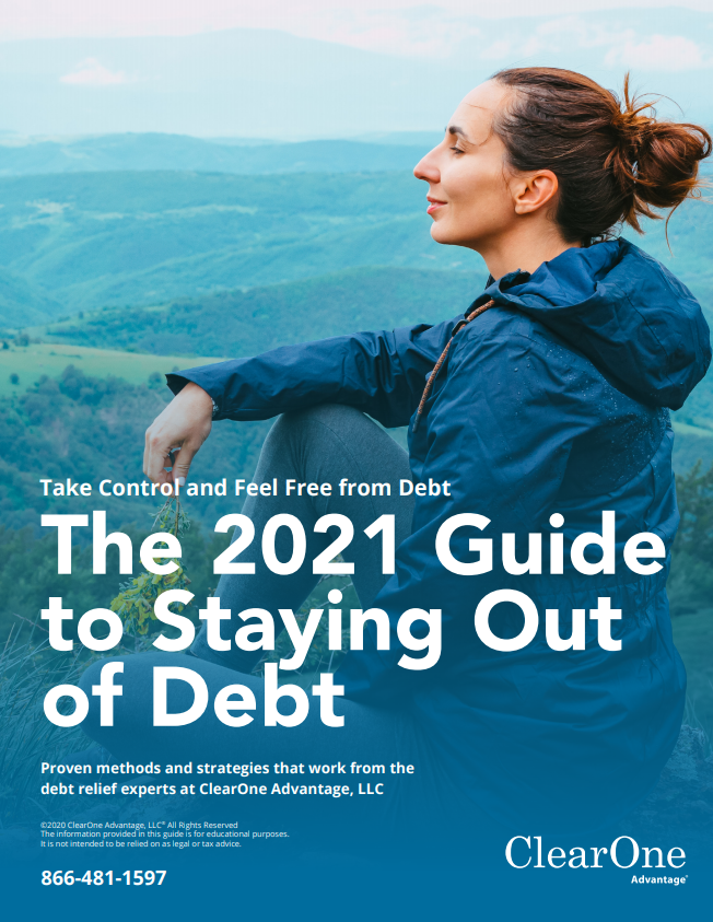 Free 2021 Staying Out Of Debt Guide