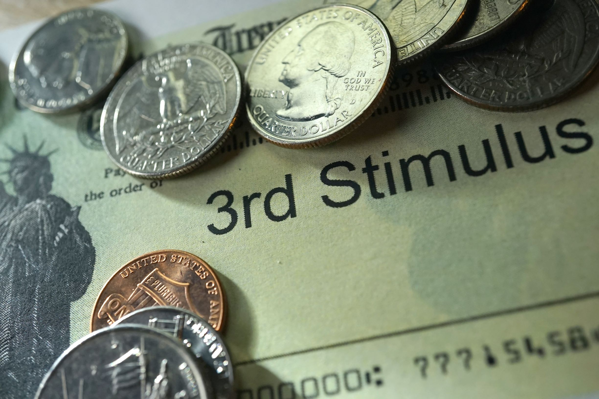 COVID Third Stimulus Check